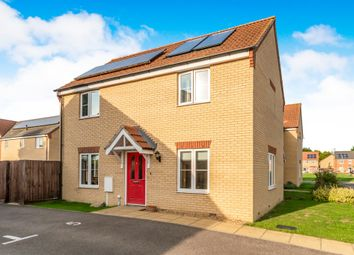 Thumbnail 3 bed semi-detached house for sale in Viscount Close, Pinchbeck, Spalding