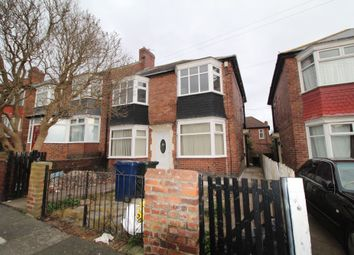 Thumbnail 2 bed flat for sale in Dipton Avenue, Newcastle Upon Tyne