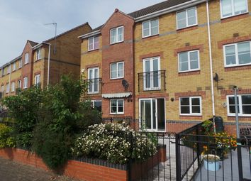 Thumbnail 4 bed town house to rent in Riverside Approach, Gainsborough