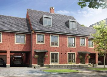 Thumbnail 3 bed town house for sale in Whitmore Drive Off Via Urbis Romanae, Colchester