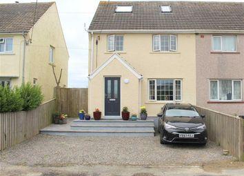 Thumbnail 3 bed semi-detached house for sale in Erw Lon, Pen Y Cwm, Haverfordwest