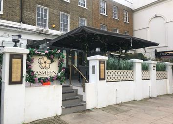 Thumbnail Restaurant/cafe to let in Blenheim Terrace, St John's Wood