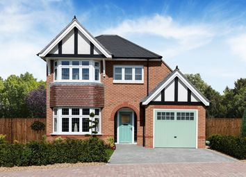 "Thumbnail 3 bedroom detached house for sale in ""Worcester"" at Dry Street, Langdon Hills, Basildon"