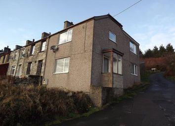 Thumbnail 2 bed end terrace house for sale in Bryn Derwen Terrace, Talysarn, Caernarfon, Gwynedd