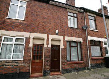 Thumbnail 2 bedroom terraced house for sale in Berdmore Street, Fenton, Stoke On Trent
