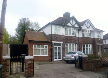 3 bed semi-detached house to rent in St. Georges Crescent, Salford M6