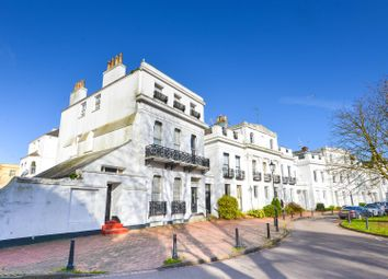 Thumbnail 1 bed flat for sale in Park Crescent, Worthing