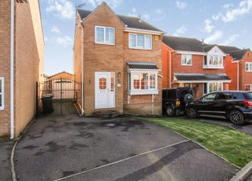 3 bed detached house for sale in Layton Drive, Old Whittington, Chesterfield S41