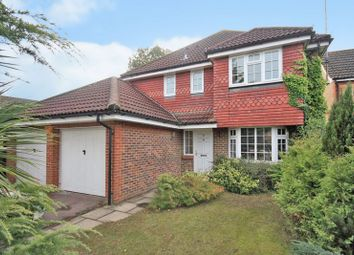 Thumbnail 4 bed detached house for sale in Lyric Close, Maidenbower, Crawley