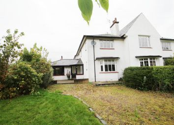 Thumbnail 4 bed semi-detached house for sale in Lourton, 60 Lour Road, Forfar, Angus DD82Ba