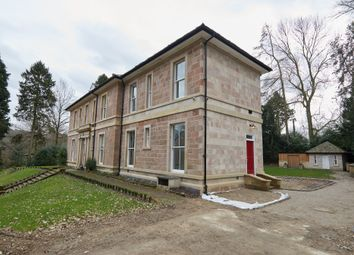 Thumbnail 2 bed semi-detached house to rent in Eaton Hill, Alfreton Road, Little Eaton