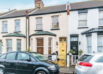 Thumbnail 3 bed terraced house to rent in Clarendon Road, Broadstairs