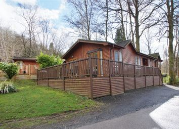 Thumbnail 3 bed mobile/park home for sale in Skiptory Howe, White Cross Bay, Windermere