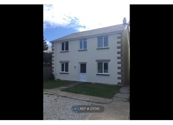 Thumbnail 5 bed detached house to rent in Valley View, Truro
