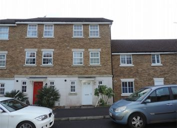 Thumbnail 3 bed terraced house for sale in Celandine Drive, St Leonards On Sea, East Sussex