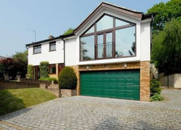 Thumbnail 5 bedroom detached house to rent in Woodlands Road, Bickley, Bromley