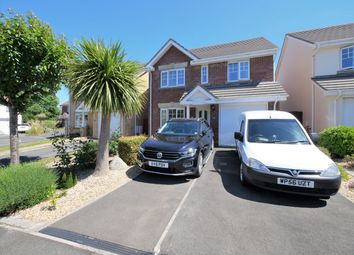 Thumbnail 3 bedroom detached house for sale in Elizabeth Road, Bude
