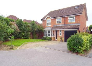 Thumbnail 5 bed detached house for sale in Bradbury Road, Maidenbower, Crawley