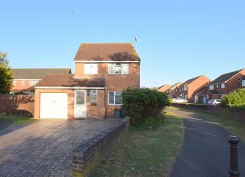 Thumbnail 3 bedroom detached house for sale in Harvey Close, Podsmead, Gloucester, Gloucestershire
