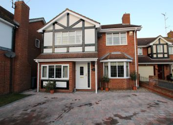 Thumbnail 4 bedroom property for sale in Bramble Drive, Purdis Farm, Ipswich
