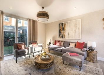 Thumbnail 1 bed flat for sale in Grove Apartments, Woodside Square, London