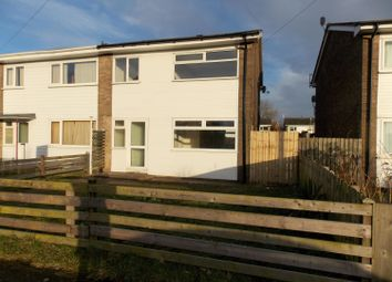 Thumbnail 3 bed semi-detached house to rent in Walkers Way, Ulceby