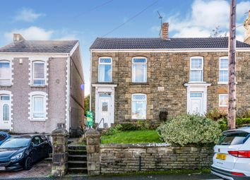 Thumbnail 2 bed semi-detached house for sale in Tanylan Terrace, Morriston, Swansea