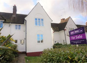 Thumbnail 2 bed semi-detached house for sale in Wordsworth Walk, London