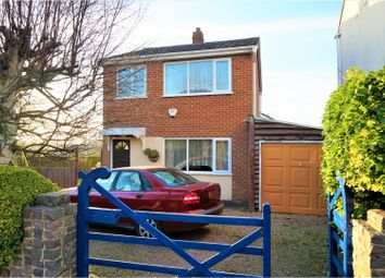 Thumbnail 3 bed detached house for sale in Mount Road, Castle Gresley, Swadlincote