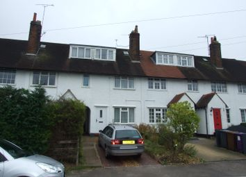 Thumbnail 2 bed terraced house to rent in Shott Lane, Letchworth Garden City
