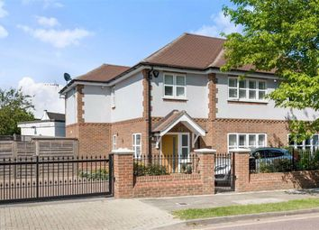 Thumbnail 4 bed semi-detached house for sale in Lakeswood Road, Petts Wood, Orpington
