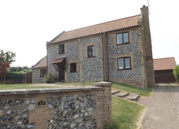Thumbnail 4 bed property for sale in The Street, Croxton