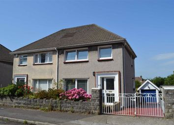 3 bed semi-detached house for sale in New Road, Swansea SA2
