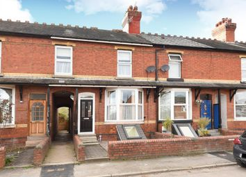 Thumbnail 4 bedroom terraced house to rent in Whitecross, Hereford