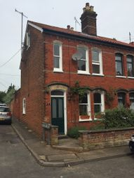 Thumbnail 3 bed end terrace house to rent in Beaconsfield Road, Woodbridge