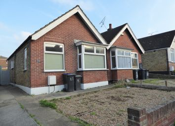 Thumbnail 2 bedroom semi-detached bungalow to rent in Baliol Road, Whitstable