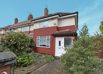Thumbnail 2 bed end terrace house for sale in 21st Avenue, Hull