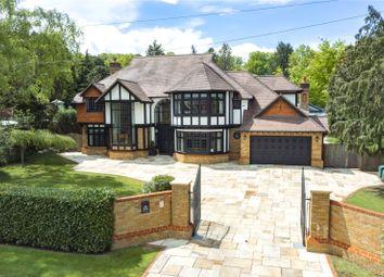 Thumbnail 5 bed detached house for sale in Grays Lane, Ashtead, Surrey