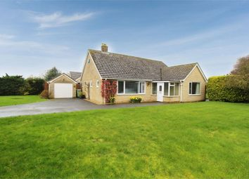 Thumbnail 2 bed detached bungalow for sale in Hampton Grove, Meysey Hampton, Cirencester, Gloucestershire