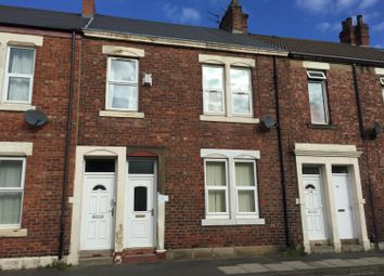 Thumbnail 2 bedroom flat for sale in Bewicke Road, Willington Quay, Wallsend
