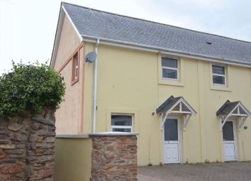 Thumbnail 4 bed semi-detached house for sale in Mount Pleasant Road, Brixham