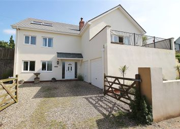 Thumbnail 5 bedroom detached house for sale in North Buckland, Braunton