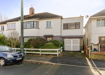 Thumbnail 4 bedroom semi-detached house for sale in St Julians Farm Road, West Norwood