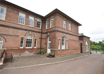 Thumbnail 2 bed flat for sale in Strawberry How, Cockermouth, Cumbria