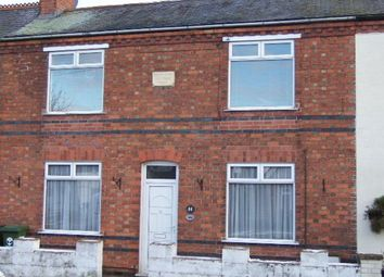 Thumbnail 3 bedroom cottage to rent in Hinckley Road, Stoney Stanton, Leicester