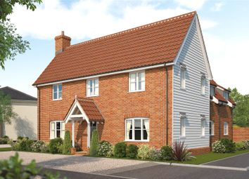 Thumbnail 4 bed detached house for sale in Plot 15 Heronsgate, Blofield, Norwich, Norfolk