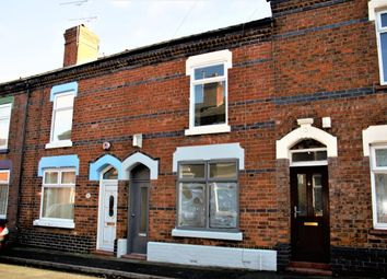 Thumbnail 2 bedroom terraced house for sale in Rigg Street, Crewe