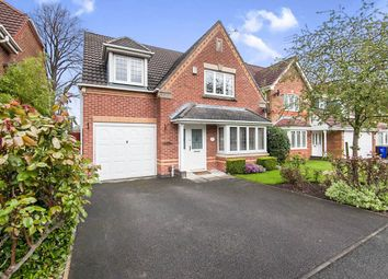Thumbnail 4 bedroom detached house for sale in Nethercote Avenue, Baguley, Wythenshawe, Manchester