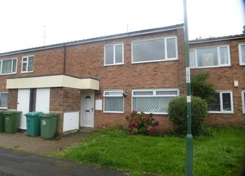 Thumbnail 2 bed flat for sale in Keverne Close, Aspley, Nottingham