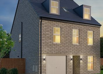 Thumbnail 5 bed detached house for sale in Dunston Road, Chesterfield